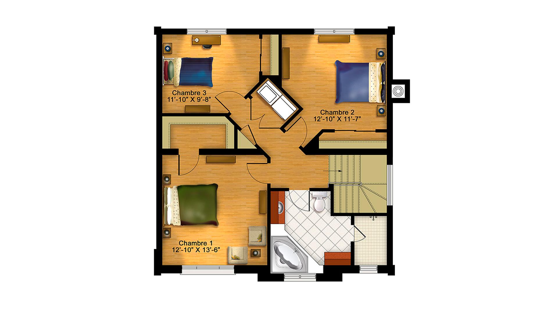 breton-plan-plancher-etage