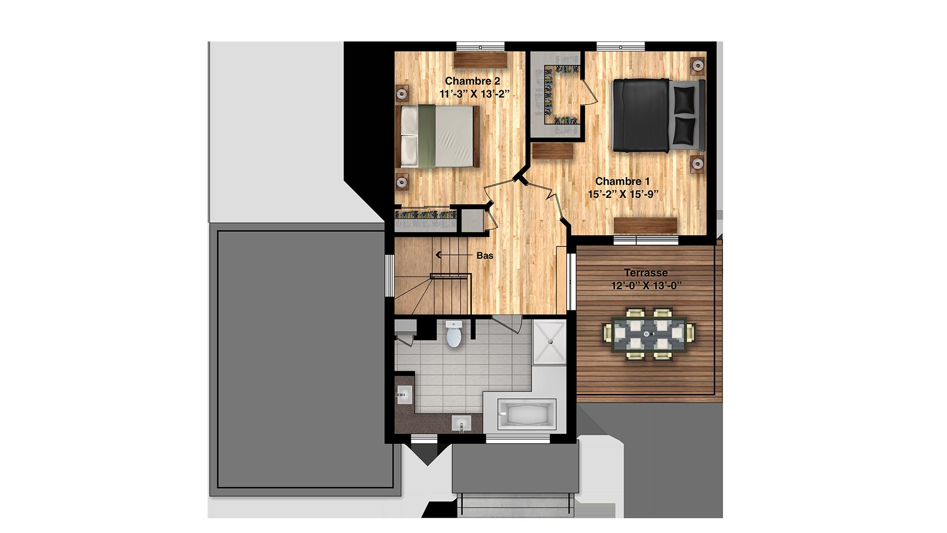 sandiego-plan-plancher-etage