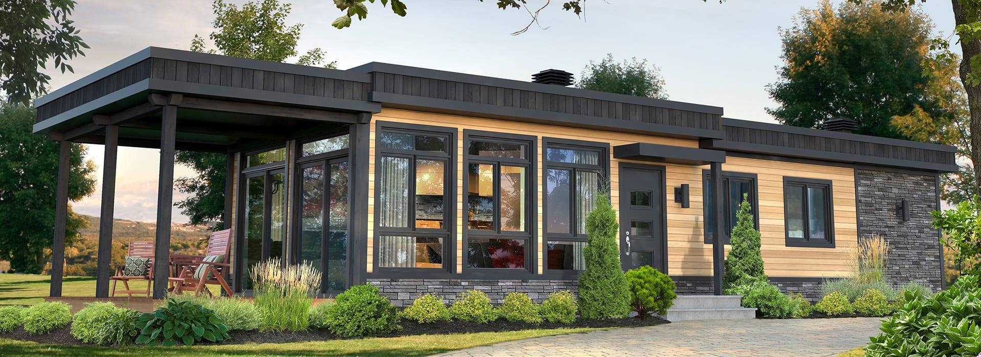 Confort Design - Ma Maison Usinée