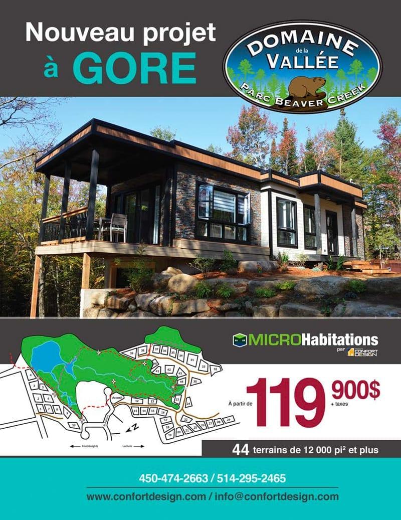 Gore Domaine De La Vallee Confort Design